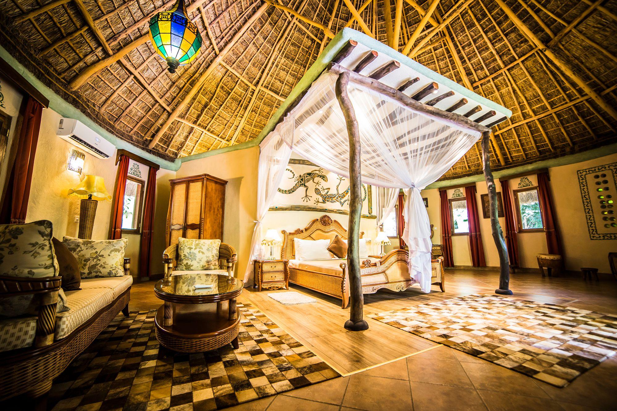 Bungalows – African Eco Villas